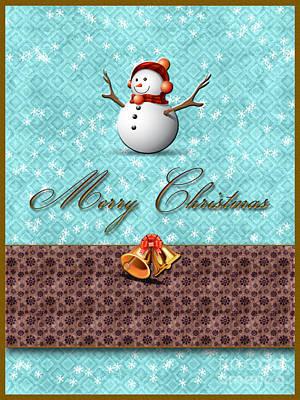 Photograph - Christmas Card 15 by Nina Ficur Feenan