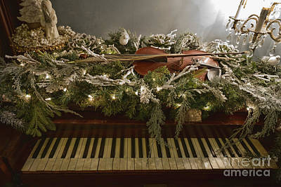 Photograph - Christmas Song by Liane Wright