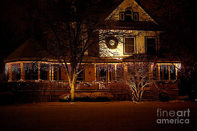 Recently Sold - Frank J Casella Royalty-Free and Rights-Managed Images - Christmas Spirit by Frank J Casella