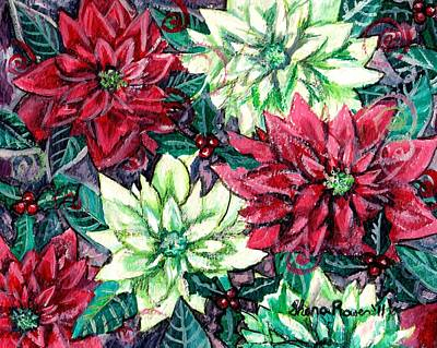 Painting - Christmas Splendor by Shana Rowe Jackson