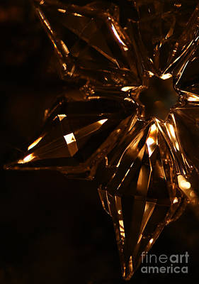 Photograph - Christmas Star by Linda Shafer
