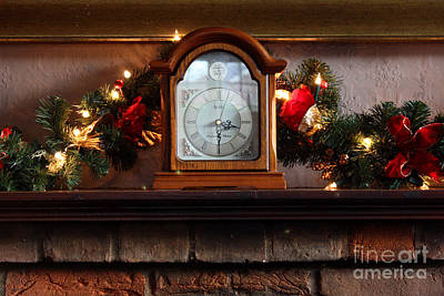 Caravaggio - Christmas Time by Terri Waters