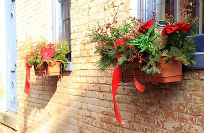 Christmas Window Boxes Original