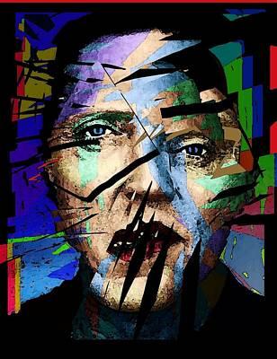 Grateful Dead - Christopher Walken. Cracked Actor. by Brett Sixtysix