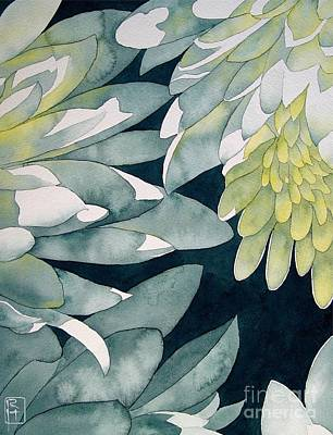 Painting - Chrysanthemums by Robert Hooper