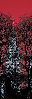Chrysler Building 8 Art Print
