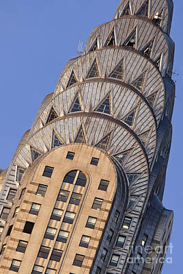 Photograph - Chrysler Building by Brian Jannsen