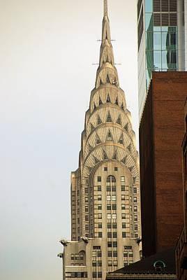 Photograph - Chrysler Building by John Schneider