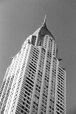 Photograph - 'chrysler Building' by Liza Dey