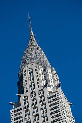 Chrysler Building Photograph - Chrysler Building by Susan Candelario