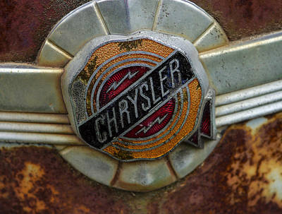 Chrysler Art Print by Jean Noren