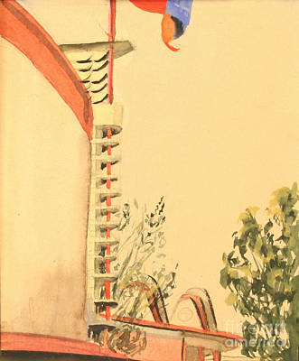 Painting - Chrysler Motors 1939 Worlds Fair by Art By Tolpo Collection