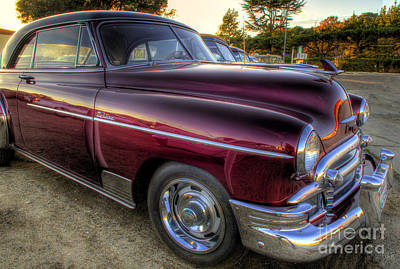 Photograph - Chrysler's Deluxe Ride by Mathias
