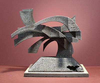 Sculpture - Chuckies Cheese by Richard Arfsten