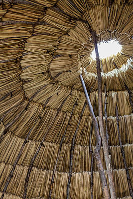Photograph - Chumash Traditional House by Caitlyn  Grasso