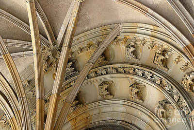 Republic Building Photograph - Church Arch by Ivy Ho