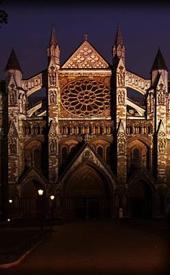 Photograph - Church At Night by Bill Howard