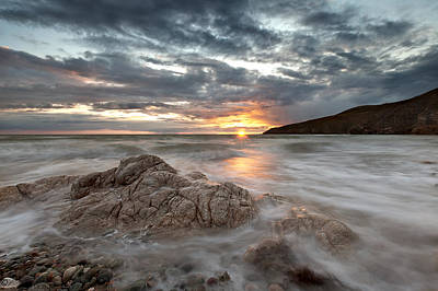 Photograph - Church Bay  by Beverly Cash