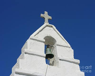 Photograph - Church Bell In The Sky 4 by Mel Steinhauer