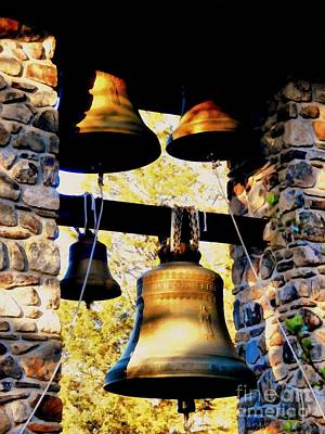 Photograph - Church Bells by Janine Riley