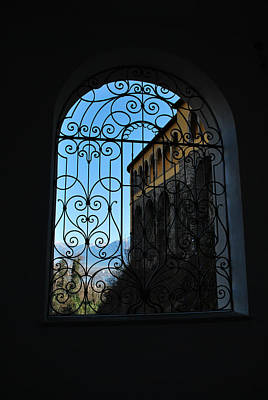 Grace Kelly - Church Door by Artur Gjino