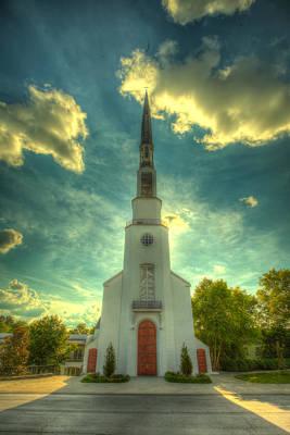 Nashville Tennessee Photograph - Church Eclipse by  Caleb McGinn