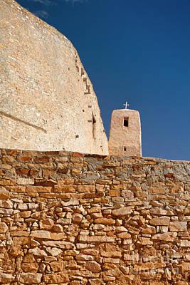 Photograph - Church Fortress by Jo Ann Tomaselli