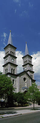 Assumption Photograph - Church In A City, Church by Panoramic Images