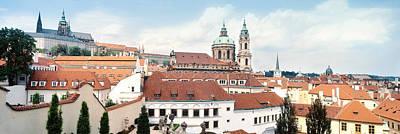 Church In A City, St. Nicholas Church Art Print