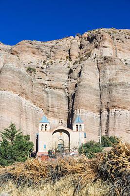 Grateful Dead - Church in Espicaya by Jess Kraft