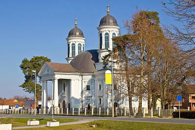 Photograph - Church In Suhopolje Podravina Region by Brch Photography