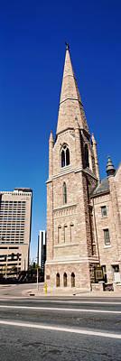 Church In The City, Trinity United Art Print