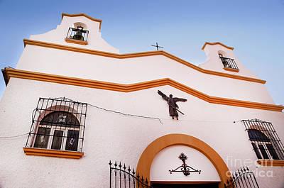 Photograph - Church In Torremolinos by Brenda Kean