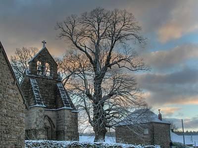 Photograph - Church by Lepercq Veronique