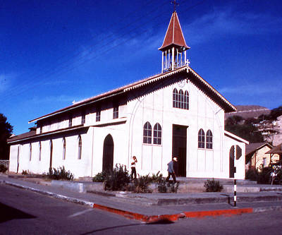 Photograph - Church Of Baja by Robert  Rodvik