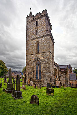 Church Photograph - Church Of Holy Rude by Marcia Colelli
