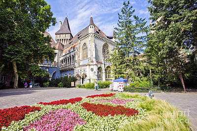 Jak Photograph - Church Of Jak Budapest by Eyal Bartov