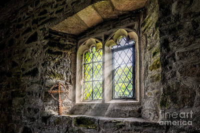 Crosses Photograph - Church Of Light by Adrian Evans