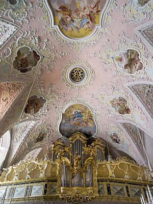 Pilgrimage Photograph - Church Of Pilgrimage Maria Schnee by Martin Zwick
