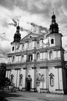 Cracovia Photograph - Church Of St Bernards Krakow by Joe Fox