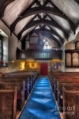 11th Digital Art - Church Of St Mary by Adrian Evans