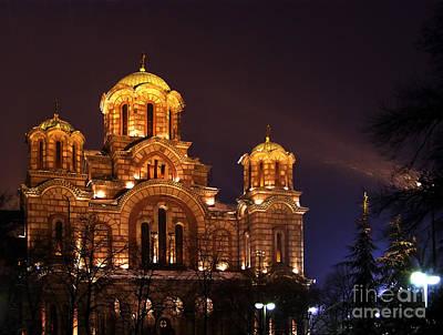 Church Of Sveti Marko Original