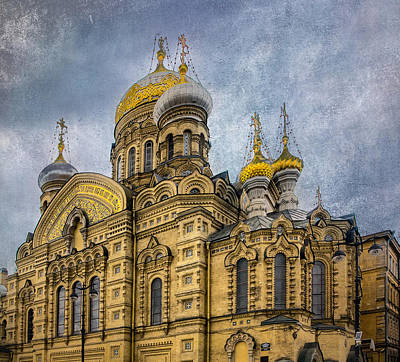 Photograph - Church Of The Assumption Of The Blessed Virgin Mary by Ludmila Nayvelt