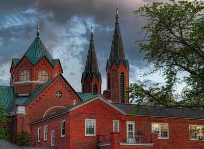 Photograph - Church Of The Resurrection by Dale Kauzlaric