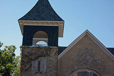 Photograph - Church Tower by Robyn Stacey