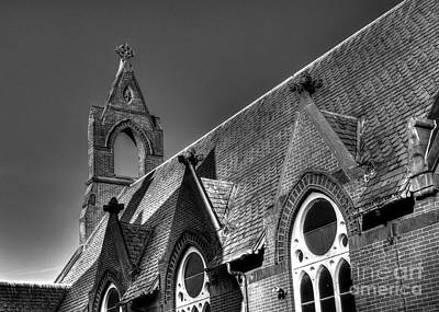 Photograph - Churches On Church Street by Brad Marzolf Photography