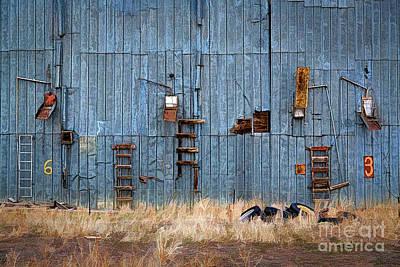 Chutes And Ladders Art Print by Jon Burch Photography