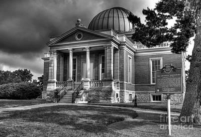 Cincinnati Landmark Photograph - Cincinnati Landmarks 2 Bw by Mel Steinhauer