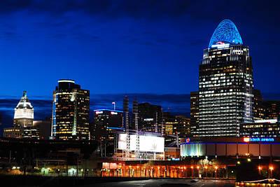 Granger - Cincinnati Nights by James Kirkikis