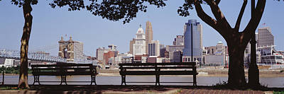 Cincinnati Oh Art Print by Panoramic Images